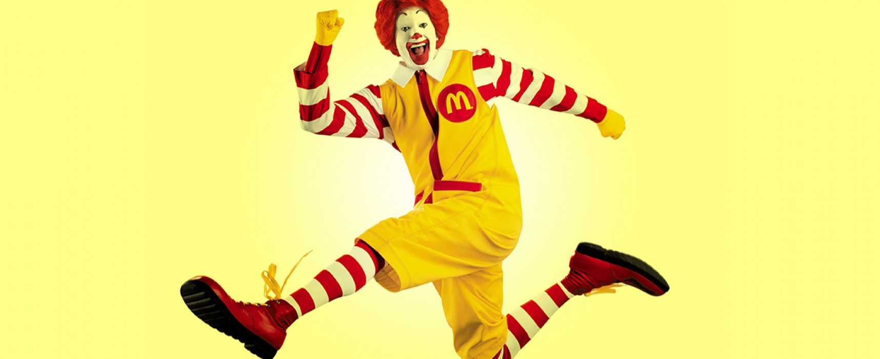 Médicos querem o fim do Ronald McDonald