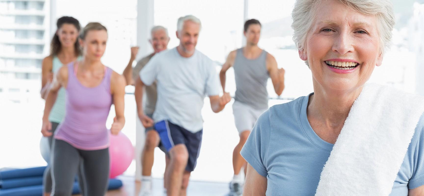 Dicas de exercícios para a melhor idade