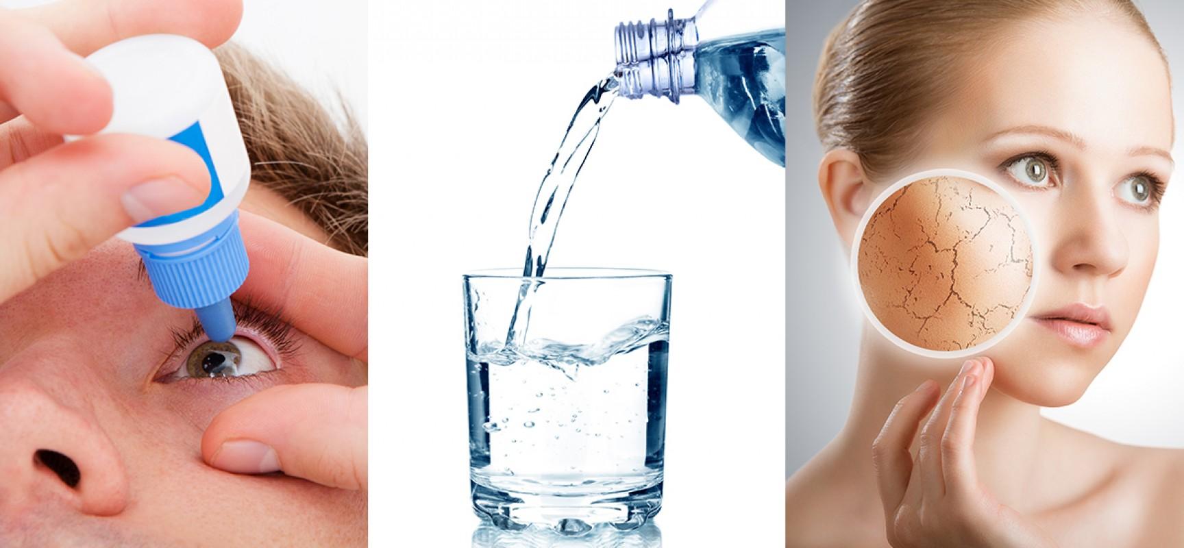 Em tempos de seca, cuidado com a saúde