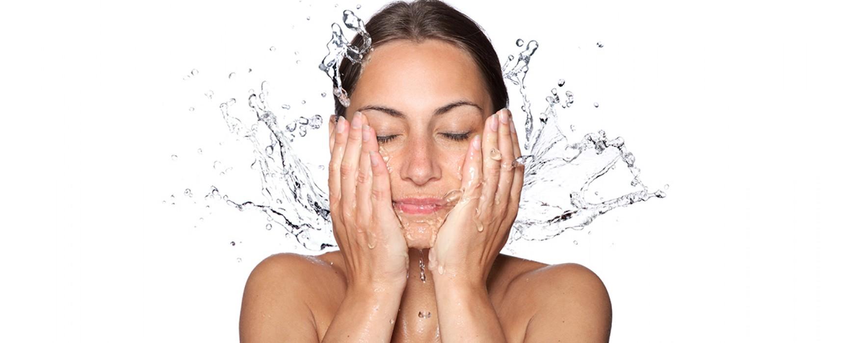 Dicas para manter um rosto saudável após uso de maquiagem